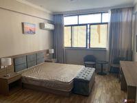 人民路 南洋广场沃尔玛旁 太仓市中心 华旭领寓 精装单身公寓出租