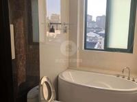 出售恒隆世家133平米现代精装3室2厅2卫190万视野采光超好