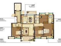 太仓南郊 张江和园 近上海 配套齐全 品质小区 学区房 140平 精装4房2