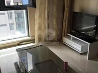 万达公寓 品牌家电 家电齐全2房2厅2卫 2100包物业可商