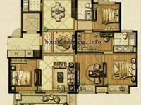 出售景瑞 望府4室2厅2卫146平米275万住宅