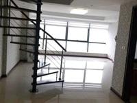 东盛广场复式公寓80 80平办公精装修、可注册公司便宜出租,看房方便、有钥匙