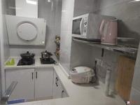 出租,月星家居 2房2厅1卫 ,精致装修 家电齐全 每月1800