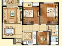 望府 经典小面积89平好楼层 3房2厅1卫 满二年 税少175万随时看 有钥匙