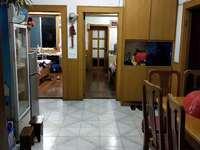急售康乐新村 75平黄金楼层 3室精装修 只要120万 看房方便 拎包入住