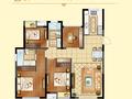 景瑞望府121平三加一房纯毛坯带车位抛售,有钥匙看房方便 有多套该小区在售房源