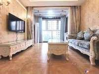 出租中南世纪城89平豪装3室2厅1卫 黄金楼层 4000月可商