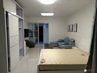 亿立公寓1室2厅1卫精装修家电齐全2000元/月