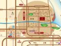 新华联·滨江雅苑交通图