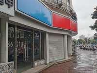 江城大厦沿街3开间商铺!局部可做2层,无转让费