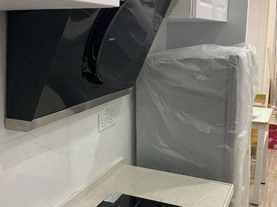 融和 华府1室1厅1卫豪华装修家电全配2100元/月包物业真实图片