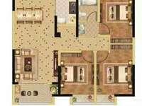 太仓高档小区雨润星雨华府110平3室2厅1卫毛坯248万好楼层学位都在