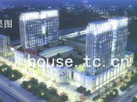 急售:太仓调高5.6米精装修公寓月星公馆28平加28平 好楼层 总价36万