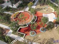 中南世紀城對面,濱河花園小區93平送一個露臺,滿屋五唯一,精裝修185萬急賣