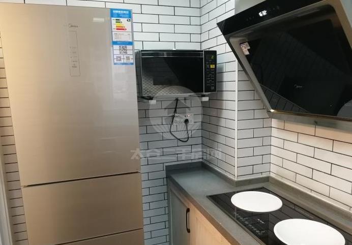 22 出租 宝龙公寓 45平方 一室 精装 1500月