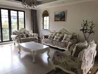 诚心出售 东景瑞 上叠加 豪华装修 边套 满两年 450万可商!