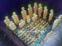 出售 景瑞 望府116平 户型佳 南北通透3房2厅2卫好楼层208万商 随