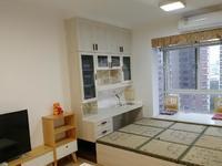 22 出租 宝龙公寓 45平方 一室一厅全新精装修智能家具朝南1500月