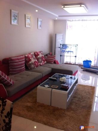 出售东盛商业广场边套复式公寓精品装修2室2厅2卫126平米80万住宅
