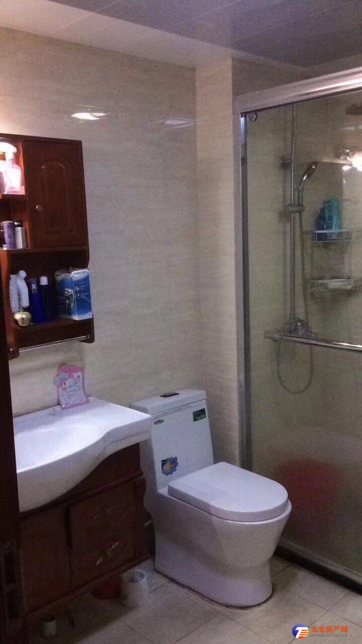 华源上海城精装三房出租3200/月,房型房子、家电家具齐全、拎包入住 看房方便