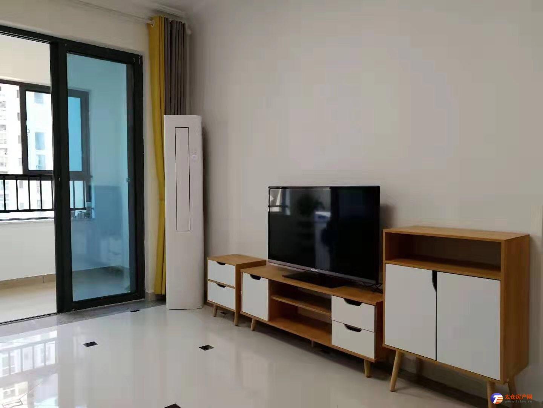 碧桂园精装三房两卫 全新品牌家电家具全配 拎包入住 看房方便