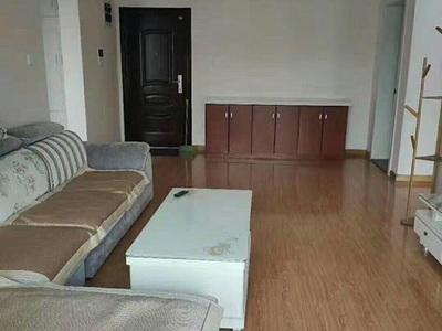 世家英伦精装两房两厅两卫好楼层出租,家电家具齐全 拎包入住 看房方便