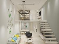 城东好位置,公寓投资自住,总价52万起精装修挑高4.5米随时看房