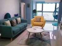 出租: 宝龙公寓 52平复式 豪华装修 2600月