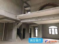 上海公馆双拼别墅230平800万满两年纯毛坯随时看房