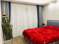 海域天镜3房豪华婚装,黄金楼层,满2年,房东置换诚心出售210万