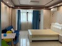 太仓上城国际60平1室1厅1卫精装修2000月直接拎包入住