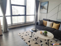 出租花样年 幸福万象M32室1厅1卫52平米2300元/月住宅