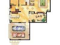 世家英伦98平小三房精装修,房东自住学区 都在215万